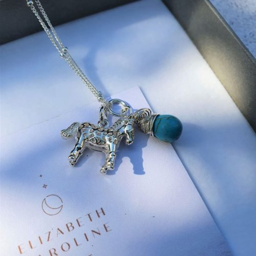 Elizabeth Caroline Totem Animal Jewellery