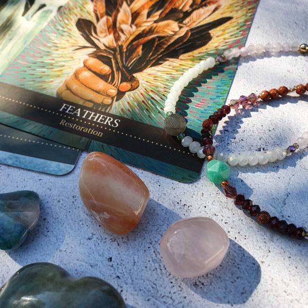 Bespoke designed gemstone jewellery