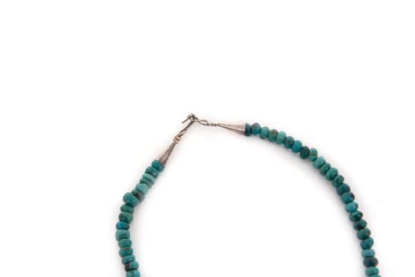 KokoPelli Turquoise Pendant Necklace