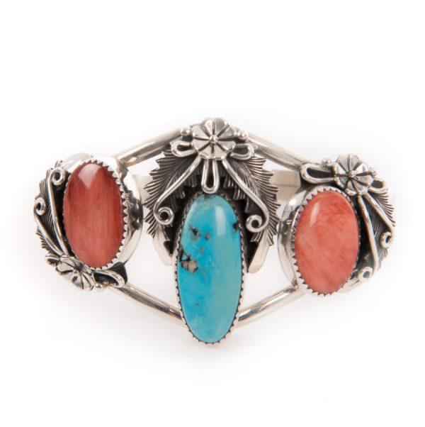 Peterson Johnson Navajo Cuff Bracelet