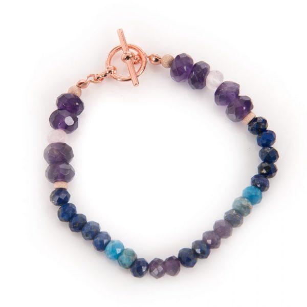 Inner Calm Amethyst Bracelet