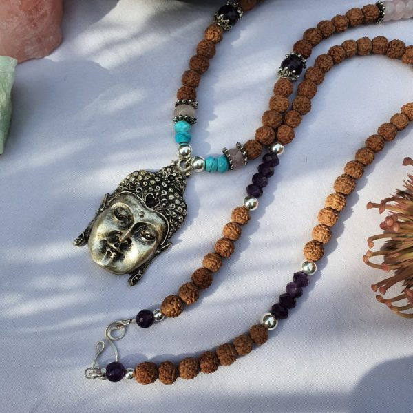Compassion Buddha Necklace