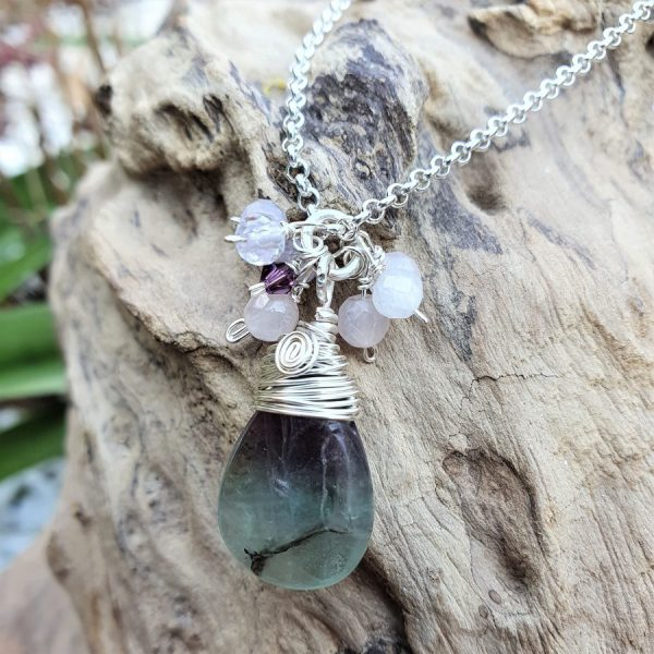 Balanced and Beautiful Necklace