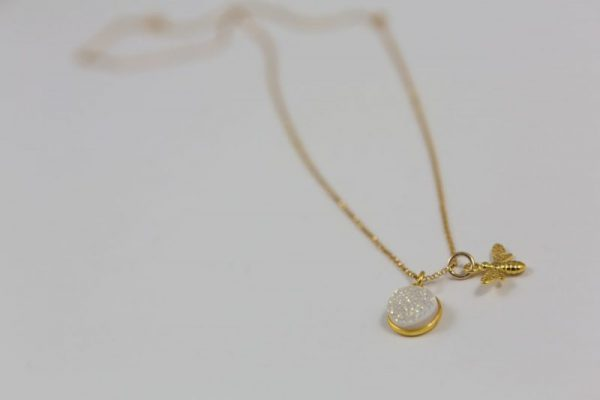Be Love Druzy Necklace