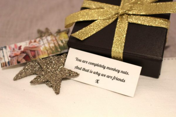 Personalised Mini Quote Card