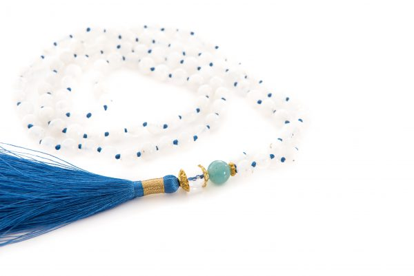 Luna Magic Moonstone Mala