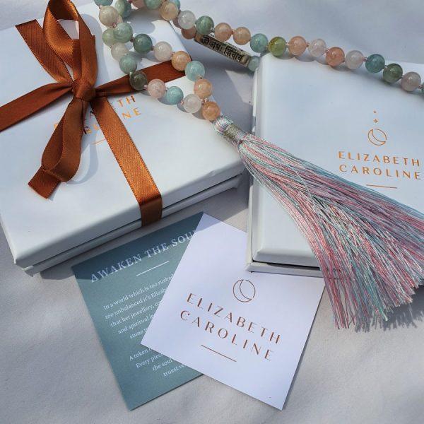 I Shall Blossom Gemstone Bracelet