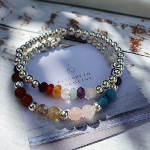 Chakra jewellery by Elizabeth Caroline