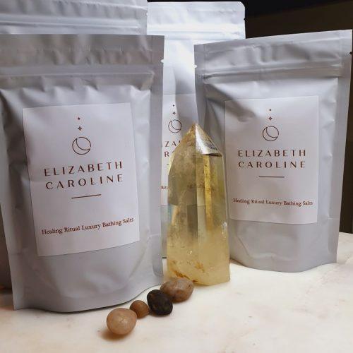 Elizabeth Caroline Healing Bath Salts