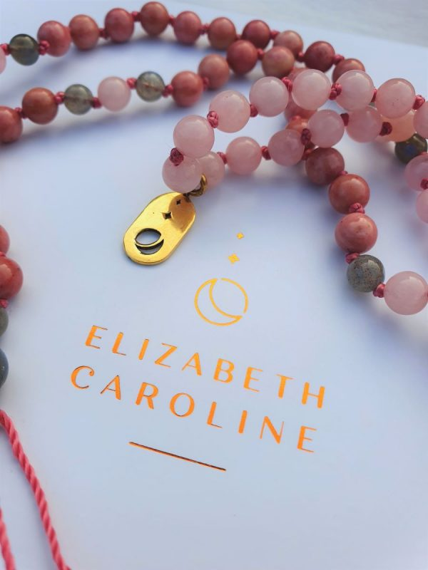 Heart Centre Mala necklace