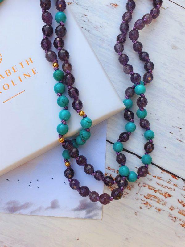 Elizabeth Caroline Mala necklaces