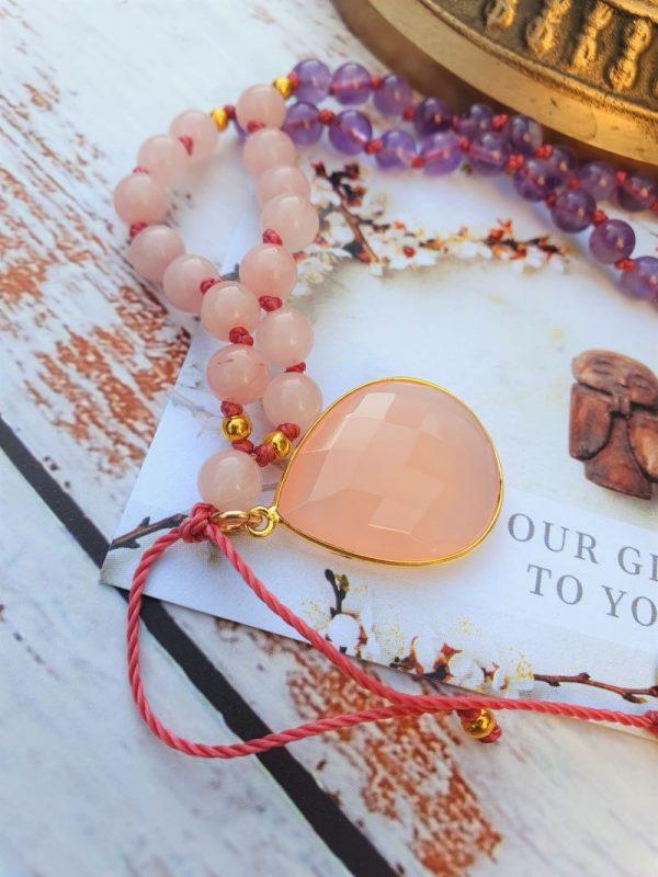 Gratitude Mala by Elizabeth Caroline