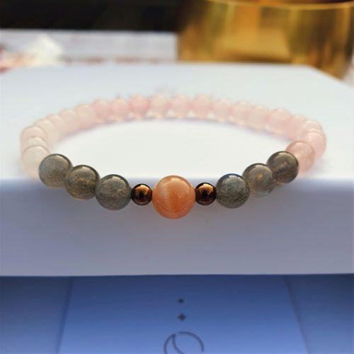 Loving kindness mala bracelet by Elizabeth Caroline