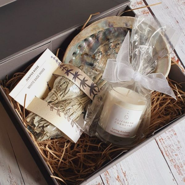 Smudge Gift Box by Elizabeth Caroline