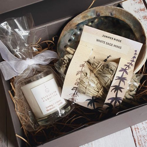 Smudge Kits by Elizabeth Caroline