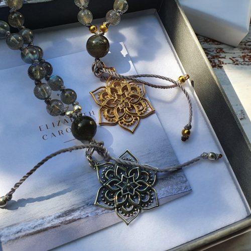 Lotus mala jewellery